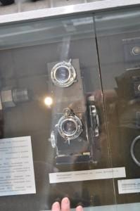 Фотоаппарат для съёмки стереофотографий
